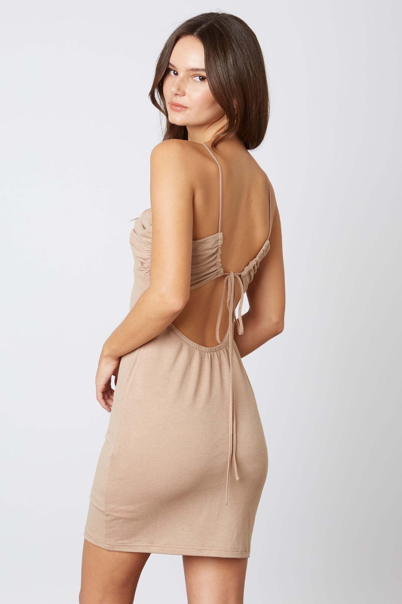 Bella Halter Dress