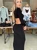 Katia Cut-Out Maxi Dress