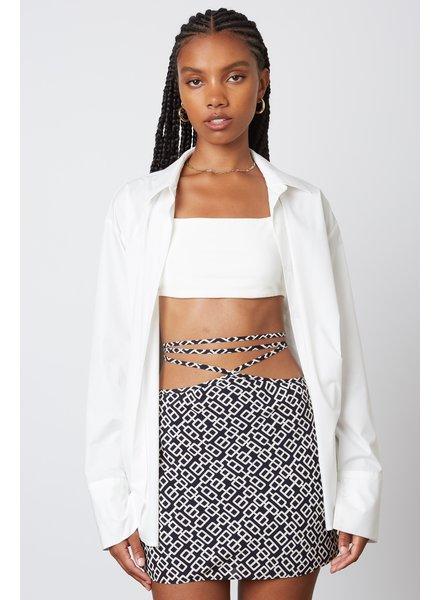 New Mod Mini Skirt