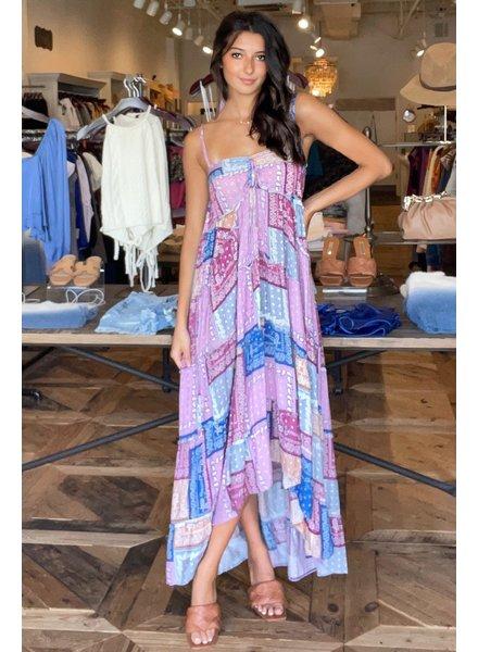 Piper Patchwork Maxi Dress
