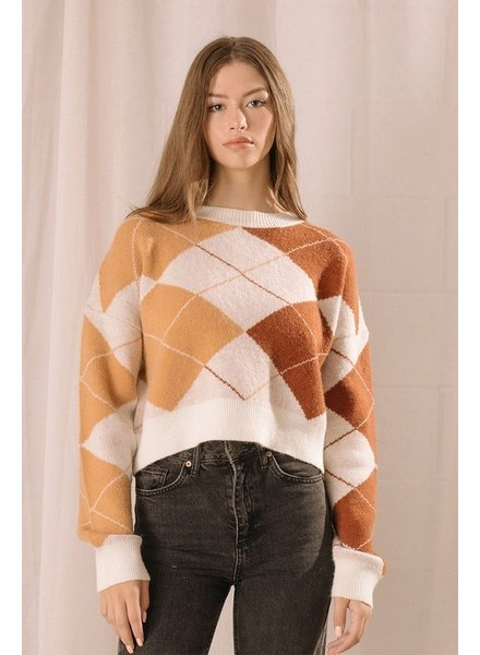 Cambridge Argyle Sweater