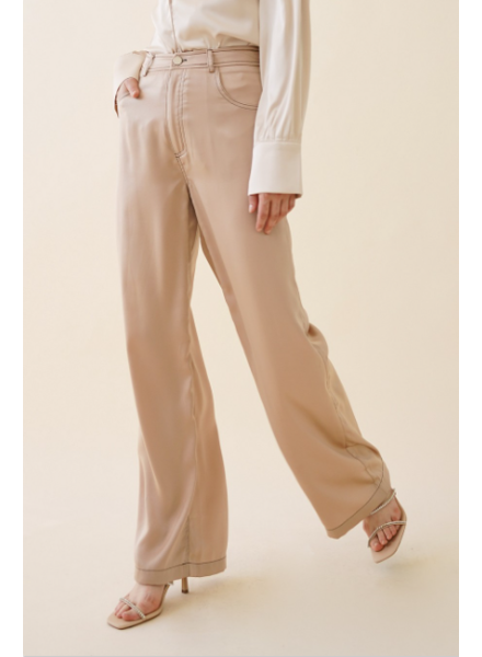 Hewitt Satin Trousers