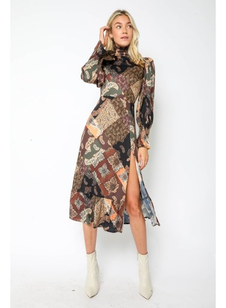 Florentine Midi Dress