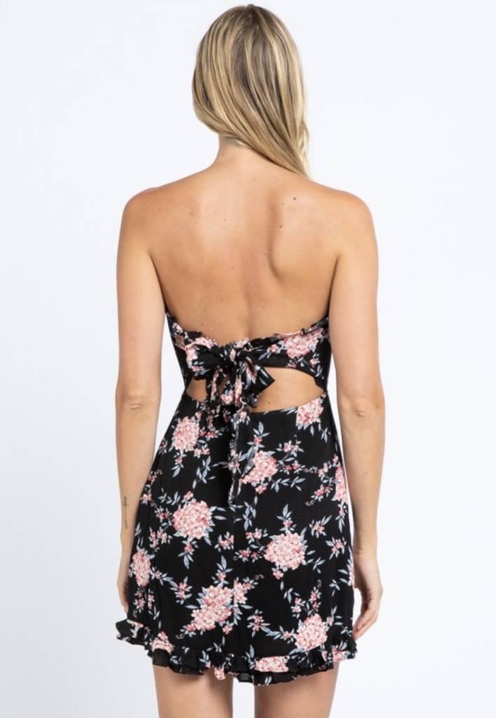 Gabby Tie-Back Dress