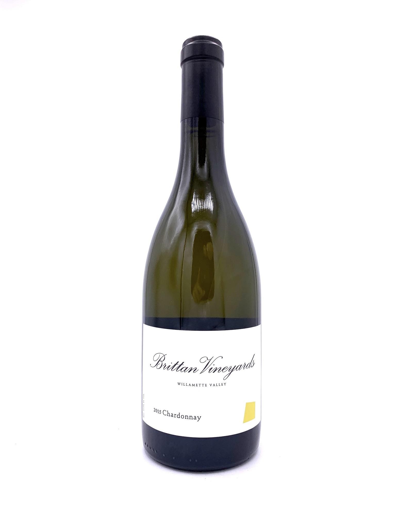 Chardonnay 2015 Brittan Vineyards