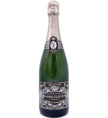 Champagne Silver Brut NV Andre Clouet
