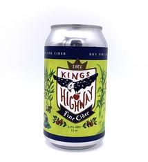 Ginger Snap Cider 12oz Can Kings Highway