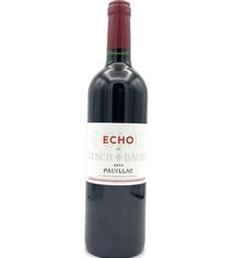 """Pauillac """"Echo"""" 2014 Ch. Lynch-Bages"""