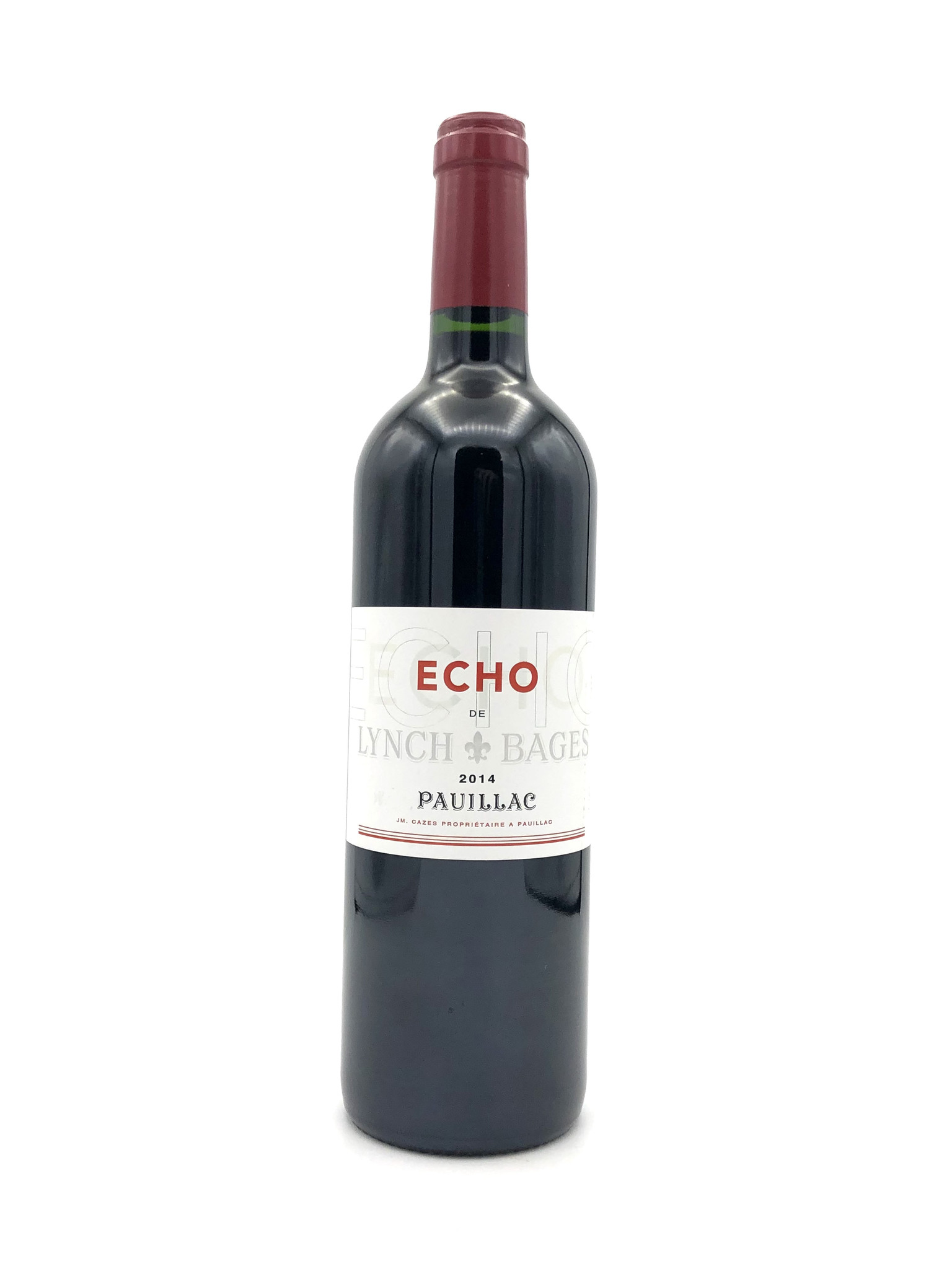 "Pauillac ""Echo"" 2014 Ch. Lynch-Bages"
