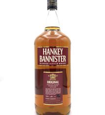 Blended Scotch 1.75L Hankey Bannister