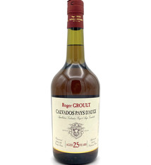 Calvados 25 Year Roger Groult