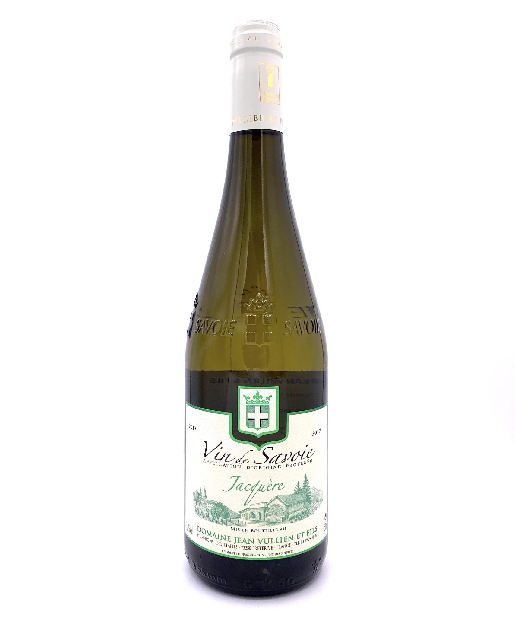 Vin de Savoie 2018 Jean Vullien