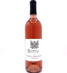 White Zinfandel 2017 Stowell Cellars