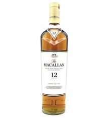 Scotch Whiskey 12 Year Macallan