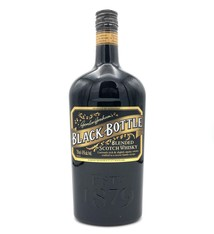 Scotch Whiskey Black Bottle Original