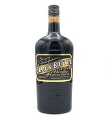 Scotch Whiskey Black Bottle Original