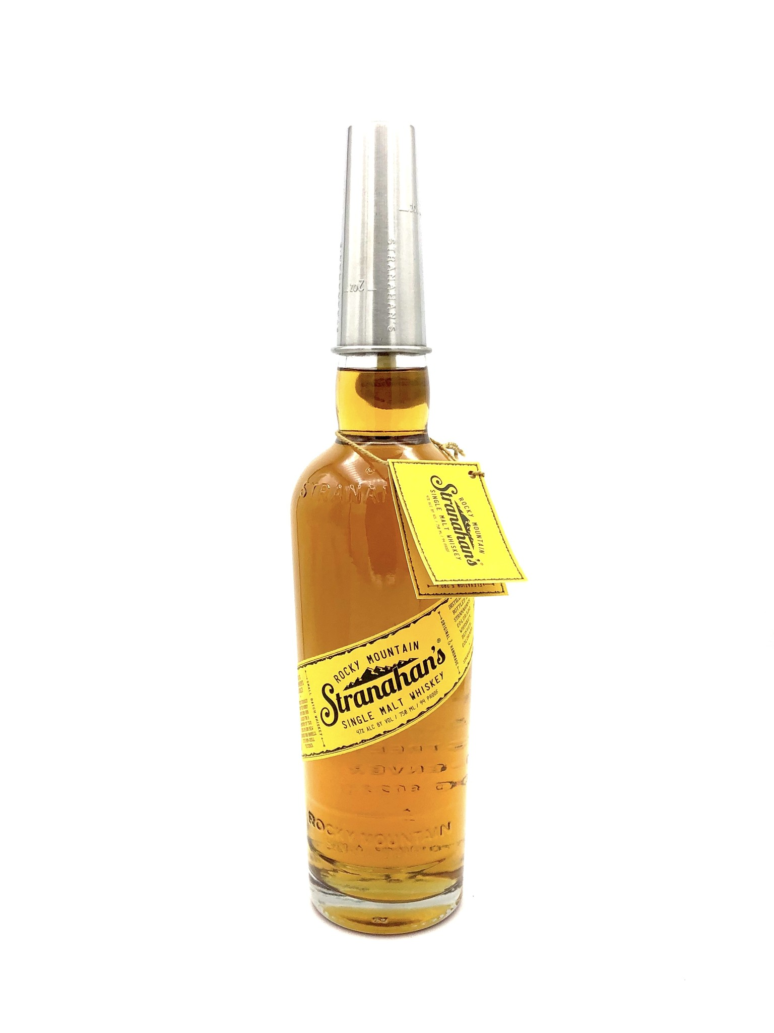 Colorado Whiskey Stranahan's