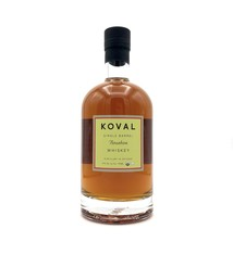 Single Barrel Bourbon Koval