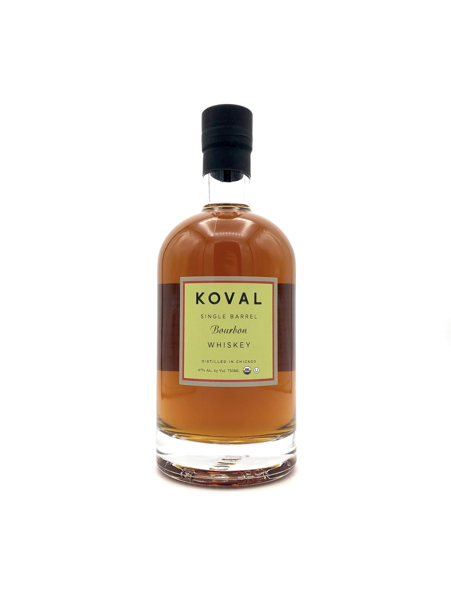 Single Barrel Bourbon Koval