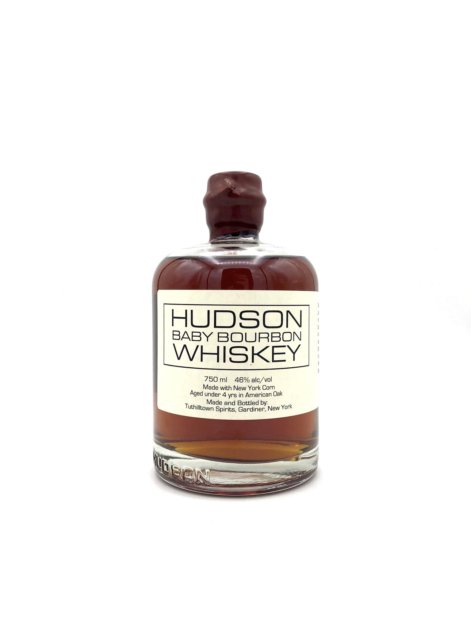 Baby Bourbon 750ml Hudson