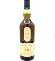 Single Malt Scotch 16 Year Old Lagavulin
