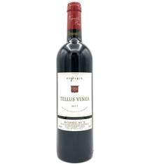 """Bordeaux Rouge """"Tellus Vinea"""" 2018 Figeac"""