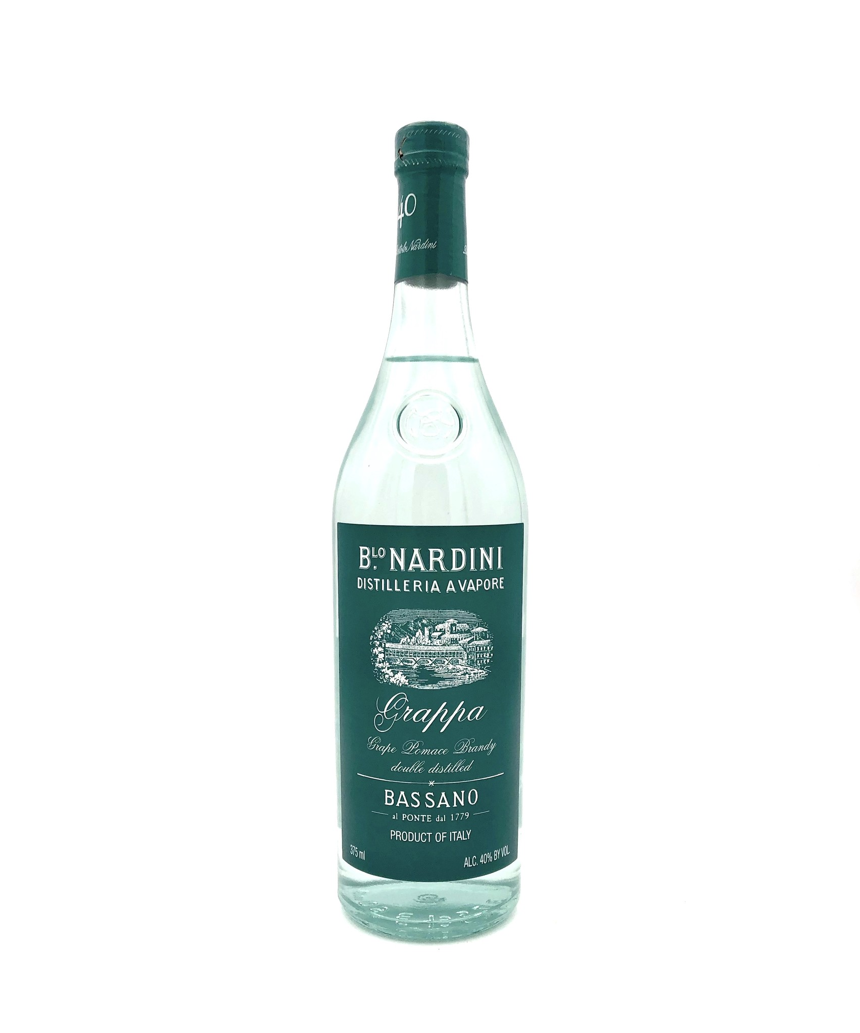Grappa Aquavite di Vinaccia 375mL Nardini