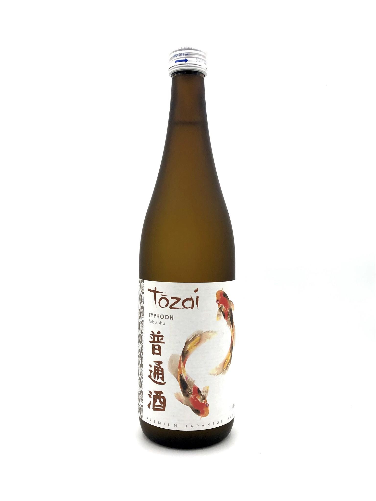 """Sake Futsu """"Typhoon"""" 720ml Tozai"""