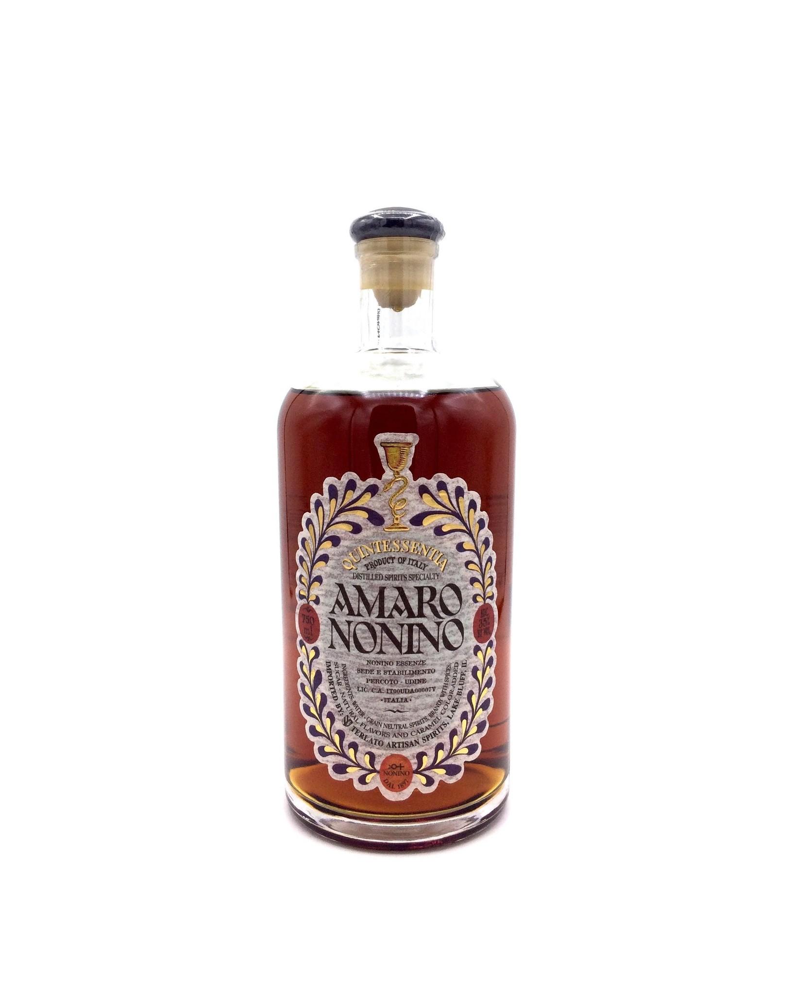 Quintessentia Amaro 750mL Nonino