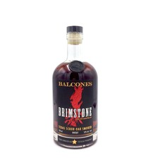 "Scrub-Oak Smoked Whiskey ""Brimstone"" Balcones"