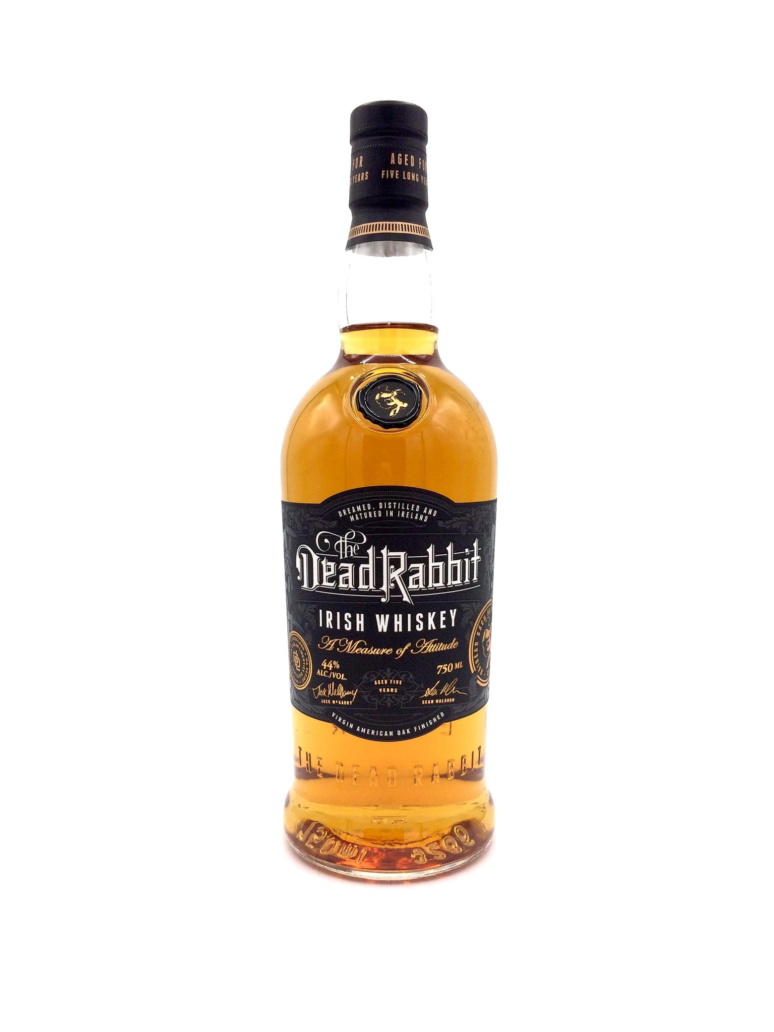 Irish Whiskey 750mL The Dead Rabbit