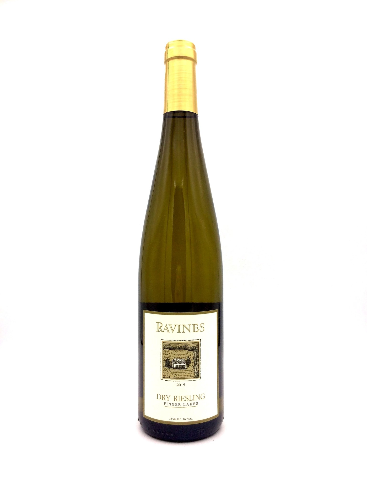 Finger Lakes Dry Riesling 2017 Ravines