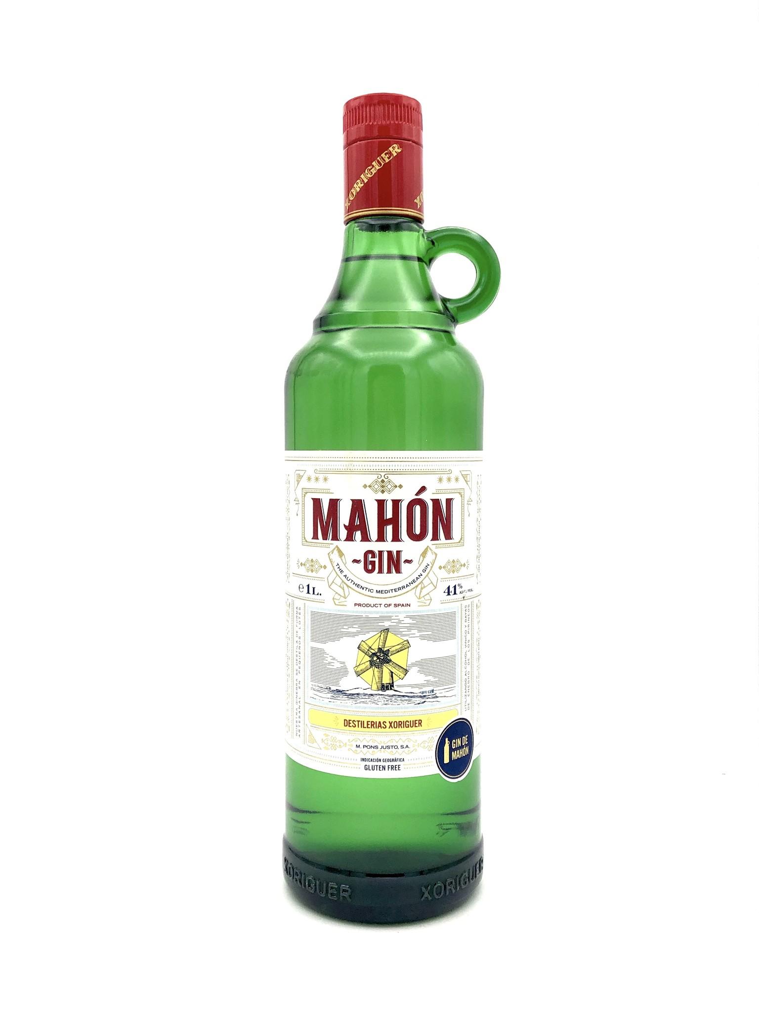 Xoiguer Mahón Gin 1L