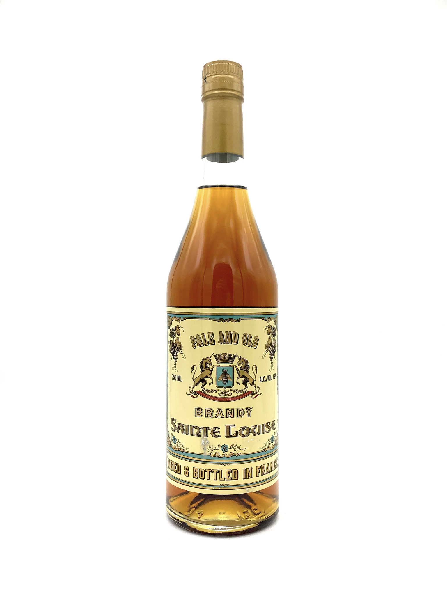 "Brandy ""Pale & Old"" Sainte Louise"