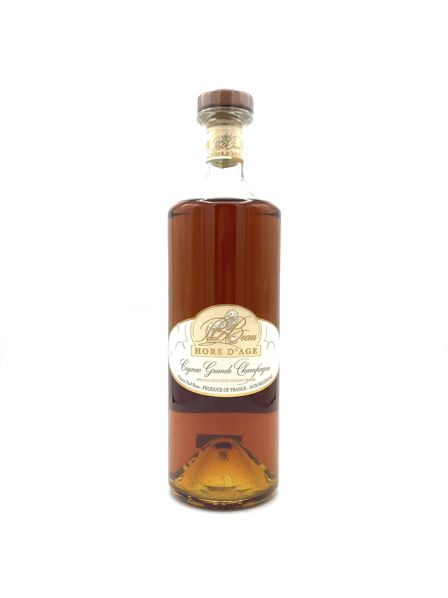 Cognac Hors D'Age Grande Champagne Paul Beau