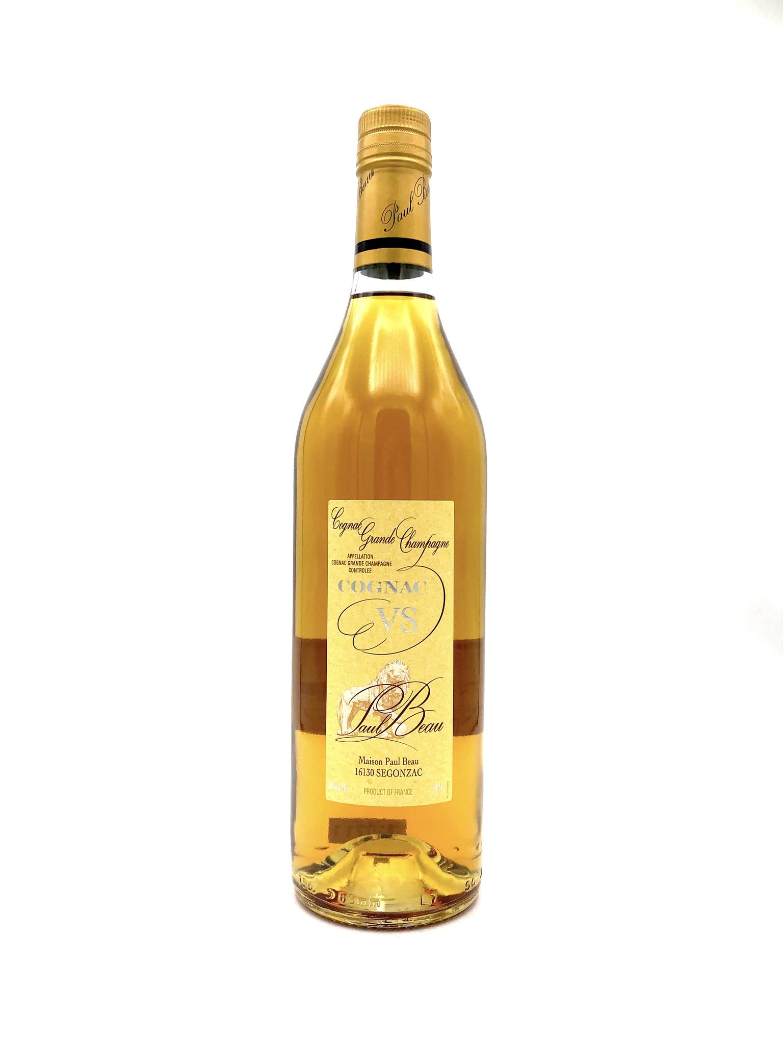 Cognac VS 750mL Paul Beau