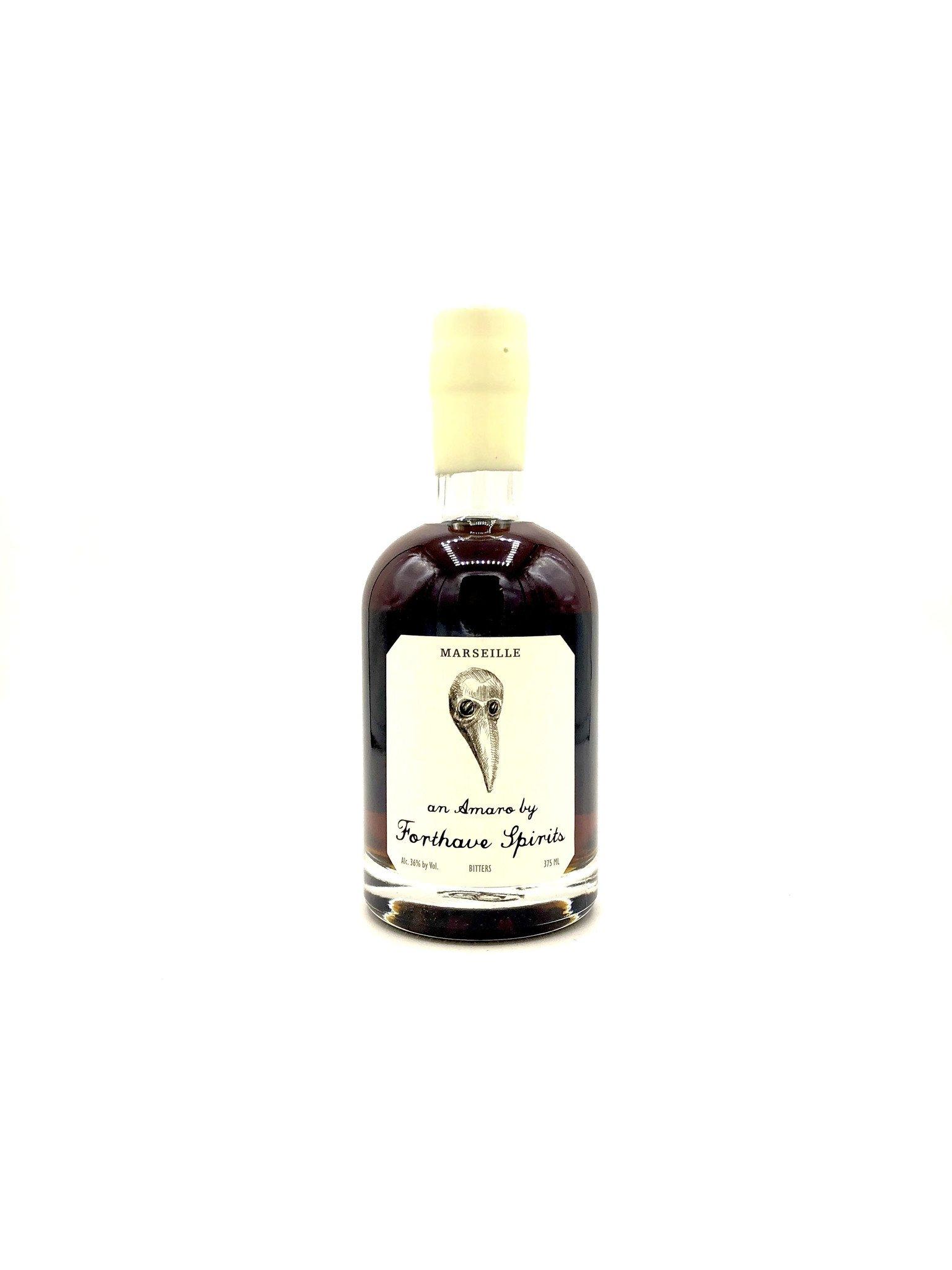 """Amaro """"Marseille"""" 375ml Forthave Spirits"""