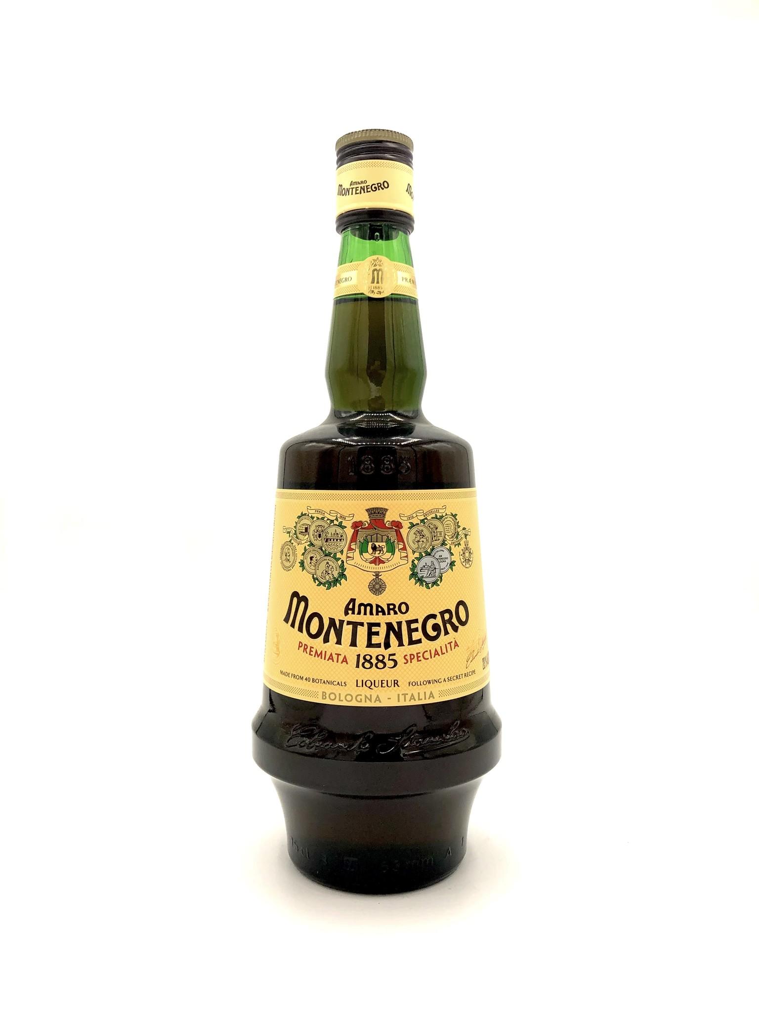Amaro 750ml Montenegro