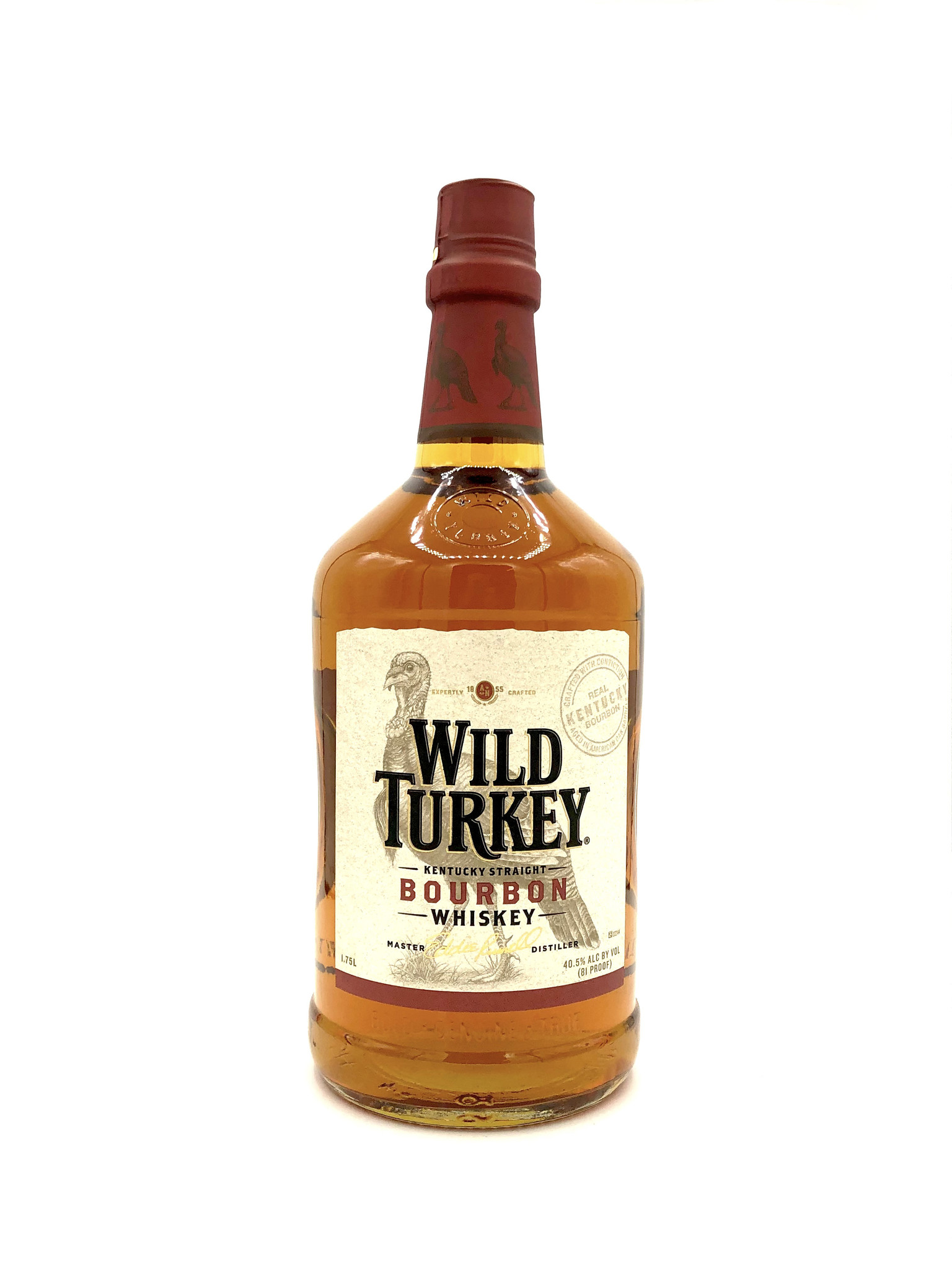 Bourbon 1.75L Wild Turkey
