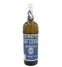 """Quinquina """"Cap Corse"""" Mattei"""