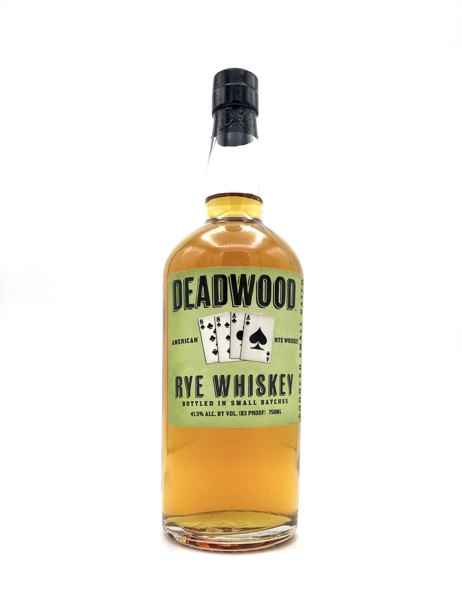 Rye 750ml Deadwood