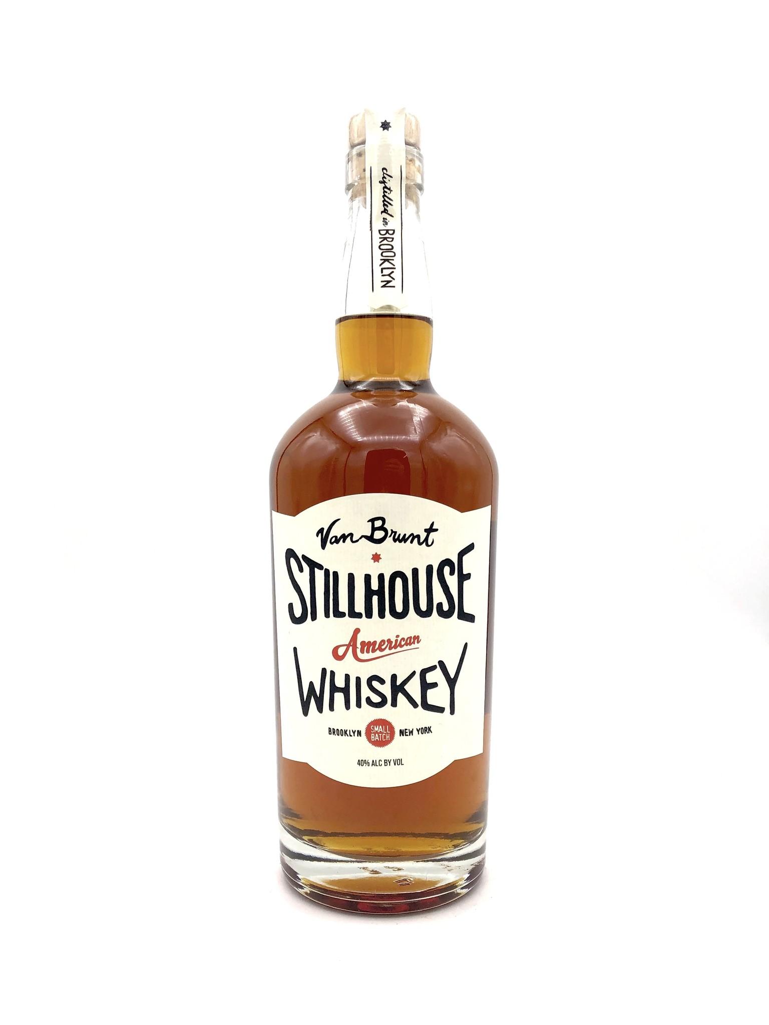 American Whiskey Van Brunt Stillhouse