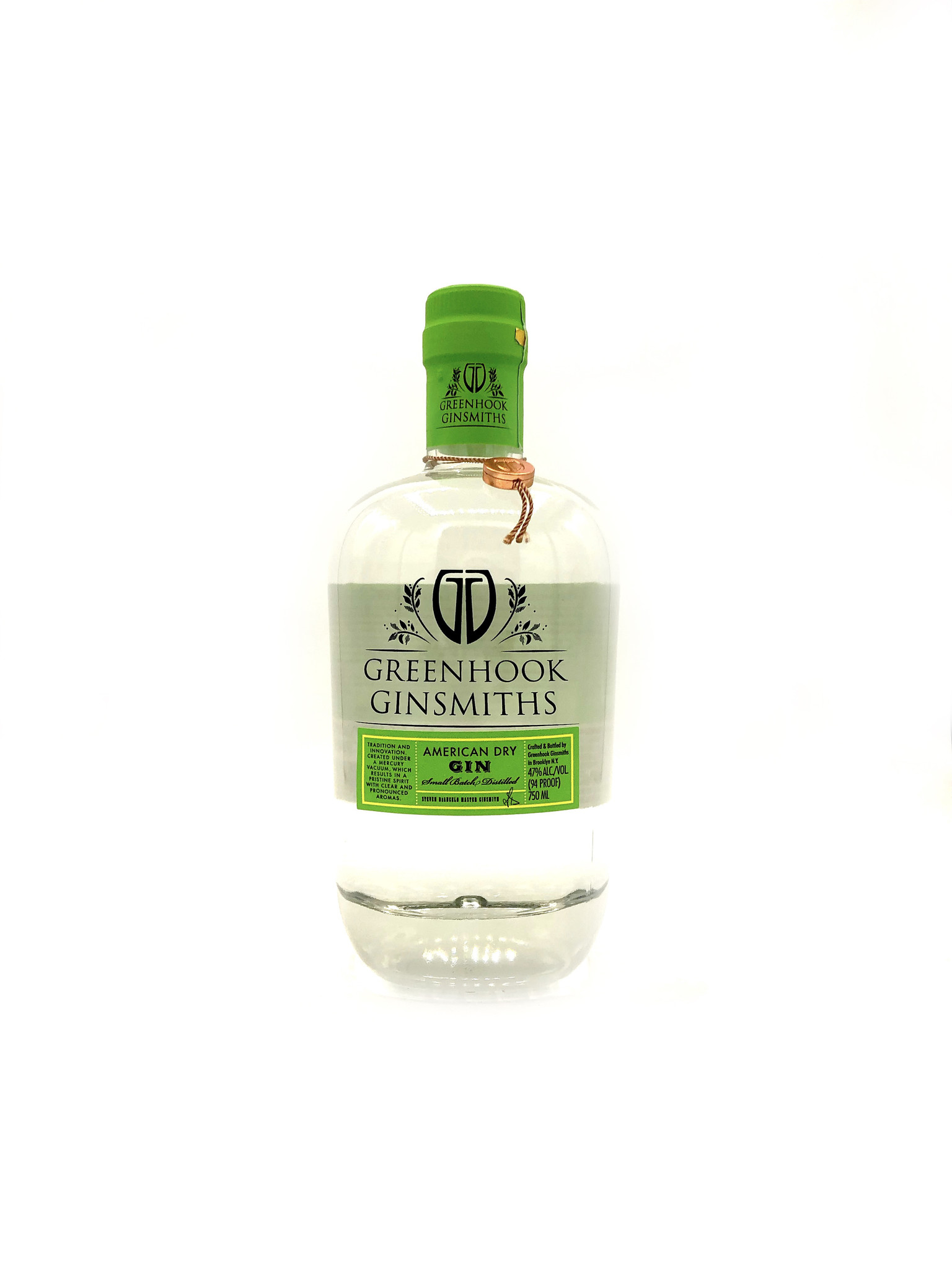 Greenhook Ginsmiths American Dry Gin