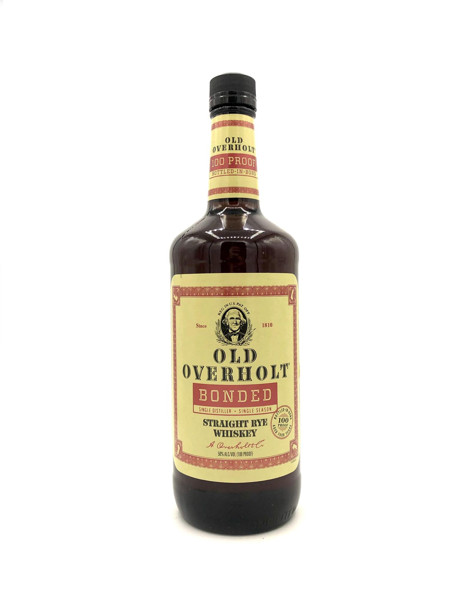 Bonded Rye 1L Old Overholt
