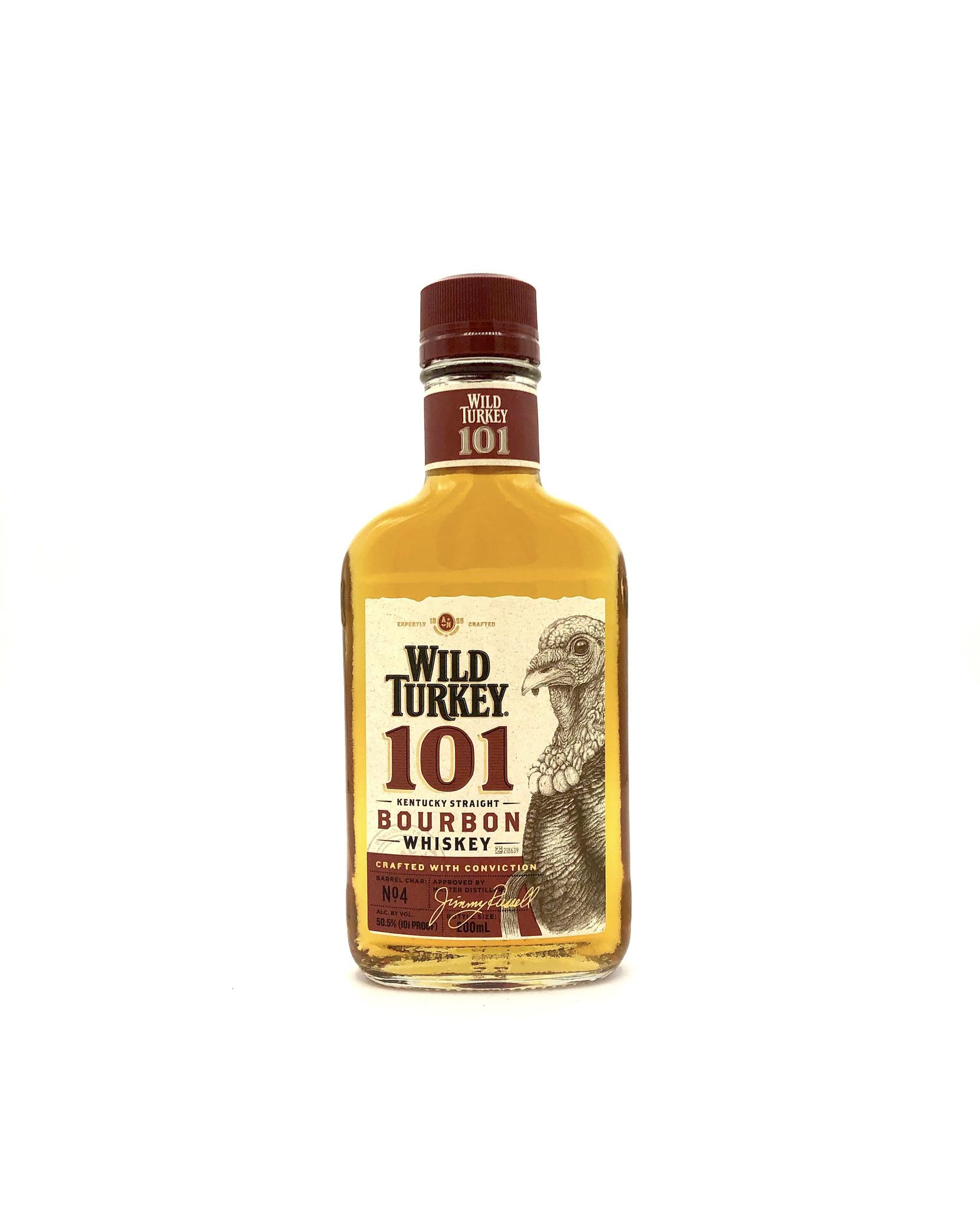 """Bourbon """"101"""" 200ml Wild Turkey"""
