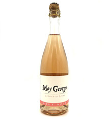 Cremant de Loire Brut Rosé NV May Georges