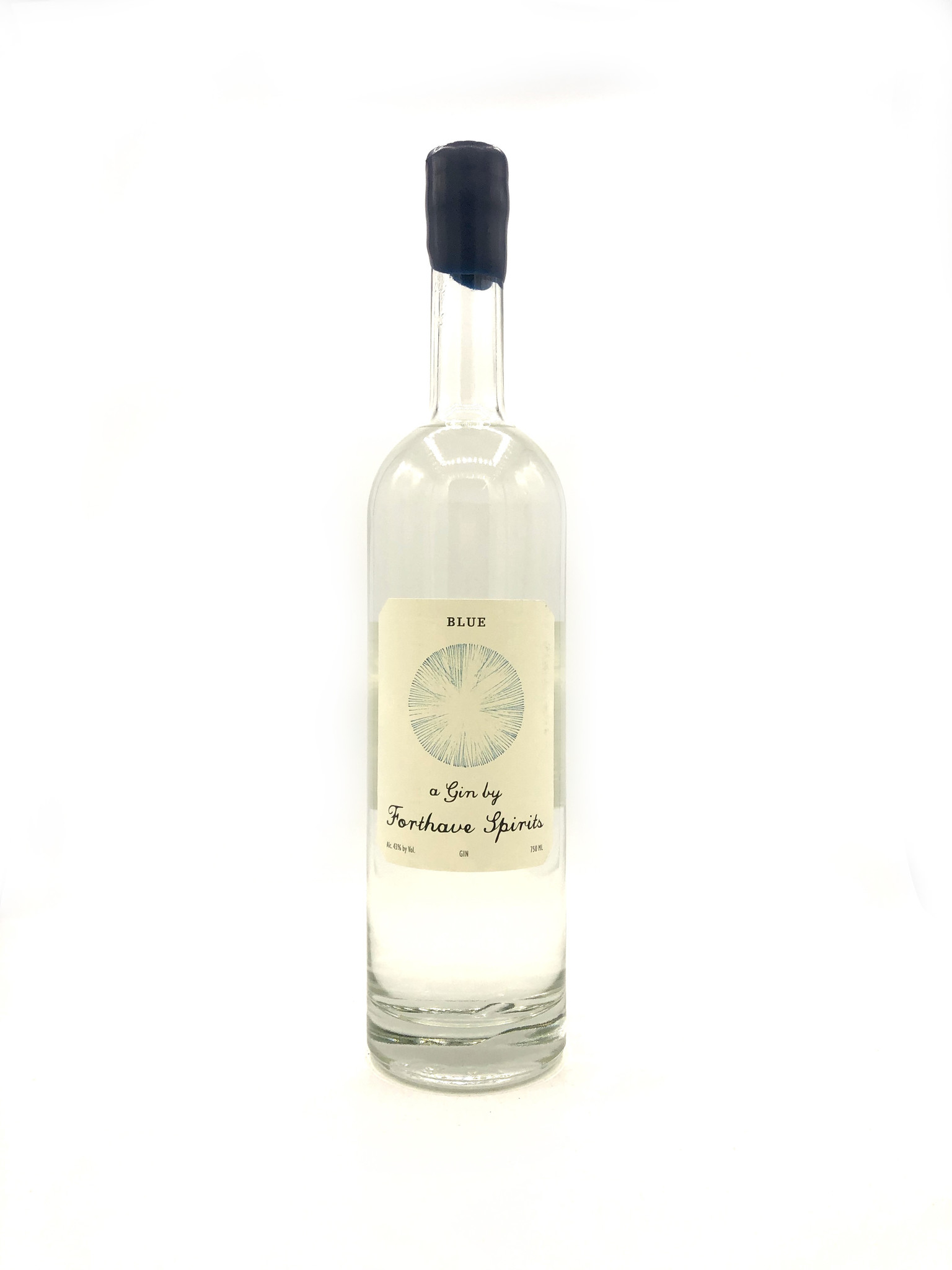 """Forthave Spirits """"Blue"""" Gin"""