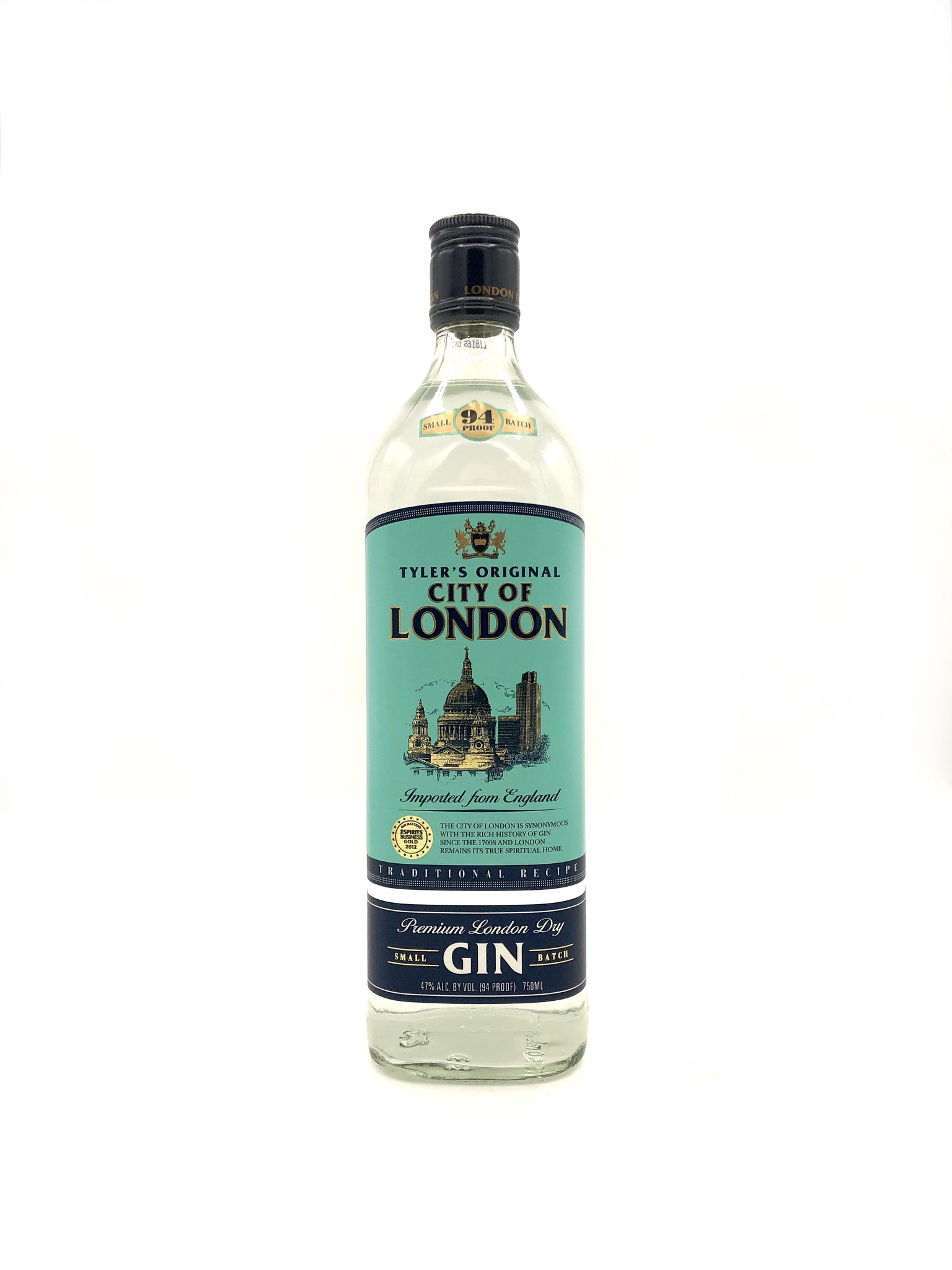 "Gin ""City of London"" Tyler's"
