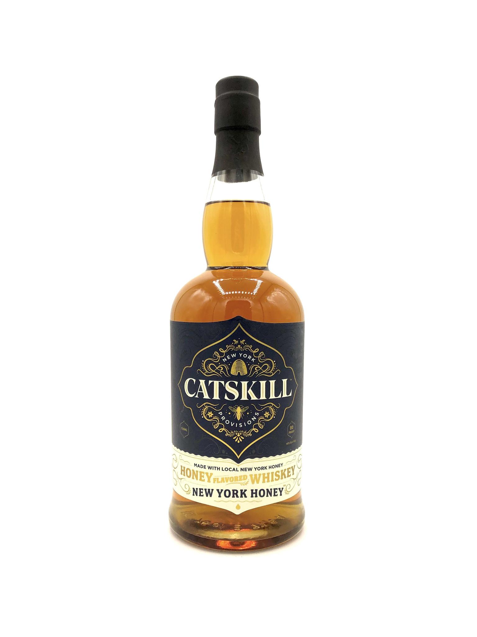 Honey Rye Whiskey Catskill Provisions