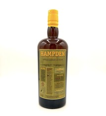 Pure Single Jamaican Rum, Hampden Estate